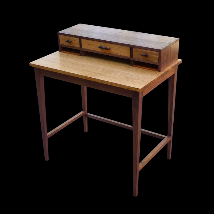 Lastest Desk And Credenza  FineWoodworking
