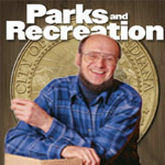 Christian Becksvoort on Parks and Recreation