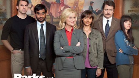 Watch an episode of NBC's Parks and Recreation in which FWW editor Asa Christiana and contributing editor Chris Becksvoort make cameo appearances.