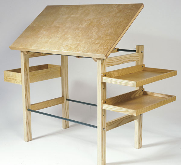 Fantastic Drafting Table HardwareHow To Make A Distressed Wood MantelPlans