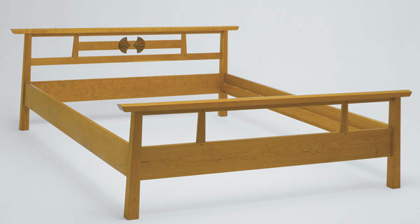 Asianstyle Bed Frame FineWoodworking