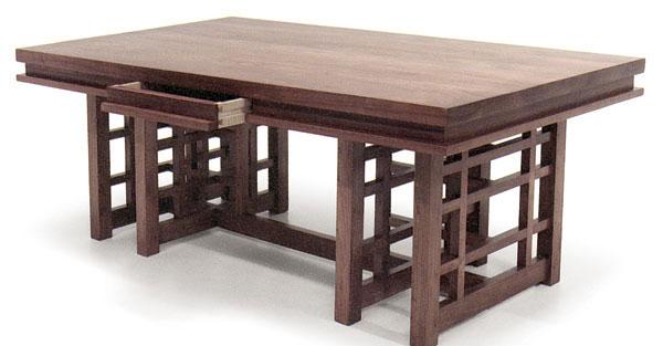 Asian style desks