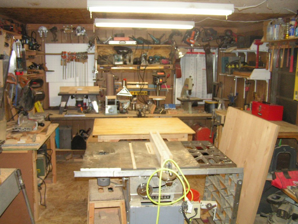 Model Download Small Woodworking Shop Ideas PDF Small Wood