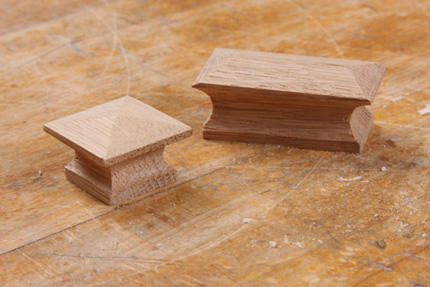How to Make Arts & Crafts-style Drawer Pulls - FineWoodworking