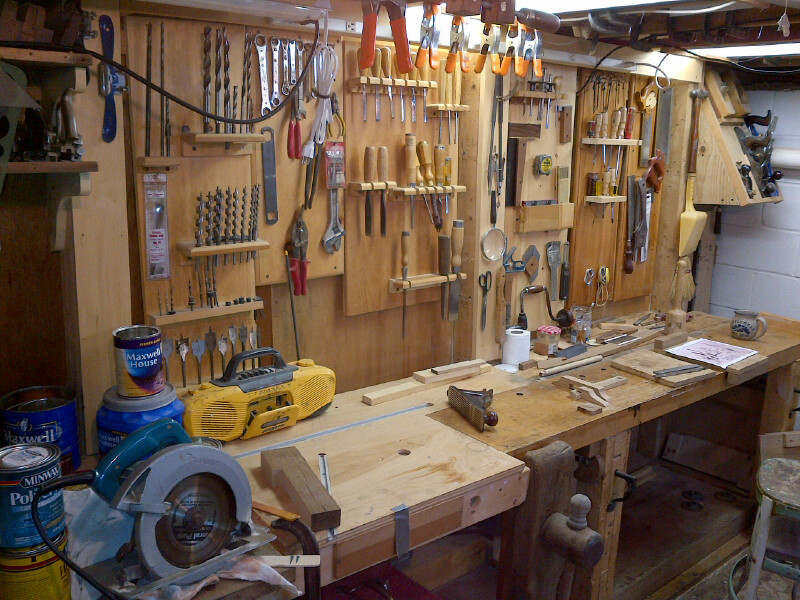 A New Very Old Tool Cabinet For The Shop Finewoodworking