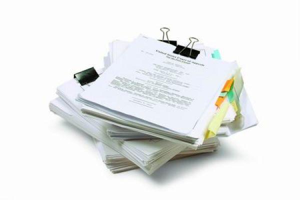 Osorio paperwork