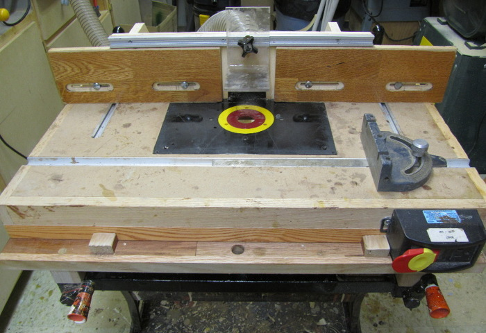Portable router table finewoodworking article image greentooth Image collections
