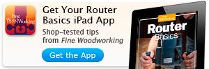 router ipad app