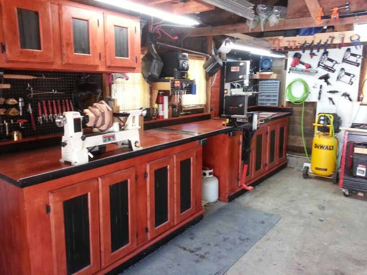 Garage Workbench - FineWoodworking