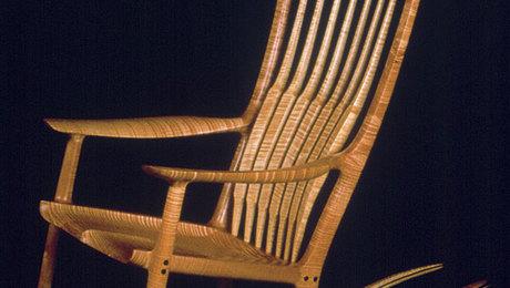 Maloof Rocking Chair - FineWoodworking