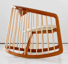 What Noé Duchaufour Lawrance (French), Ross Lovegrove (Welsh) And Jephson  Robb (Scottish) Came Up With Was A Winsdor Rocker Unlike Any Youu0027ve Ever  Seen.