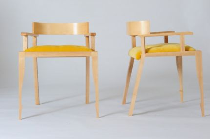 Modern In A Great Way. Tebbuttu0027s Pair Of Chairs Have A Mid Century  Modern/Danish Modern Feel That I Really Like. The Best Chairs In The  Gallery, ...
