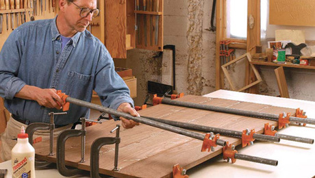 Spring has sprung, and contributing author Gary Rogowski has some great tips for edge jointing boards using a technique that's a perfect fit for the season.