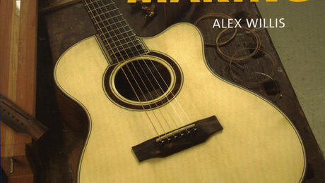 UPDATE: Book Giveaway: Step-By-Step Guitar Making by Alex Willis - FineWoodworking