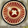 Prayer Feathers Platter