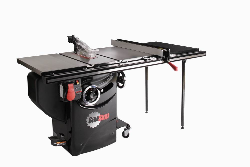 Sawstop Rolls Out A More Affordable Cabinet Saw Aimed At Serious Hobbyists Finewoodworking