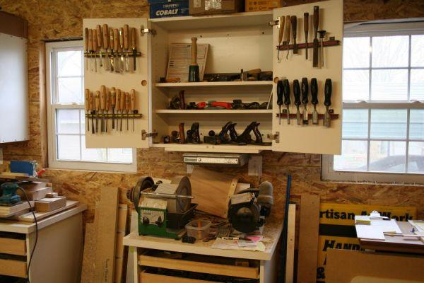 Hand Tool Area