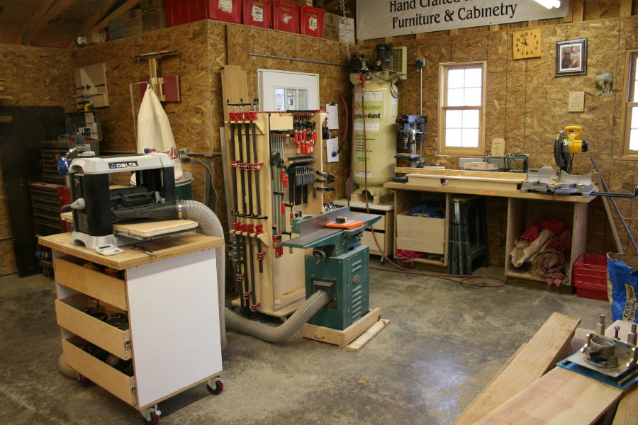 Innovative PDF DIY Small Woodworking Shop Organization Download Small