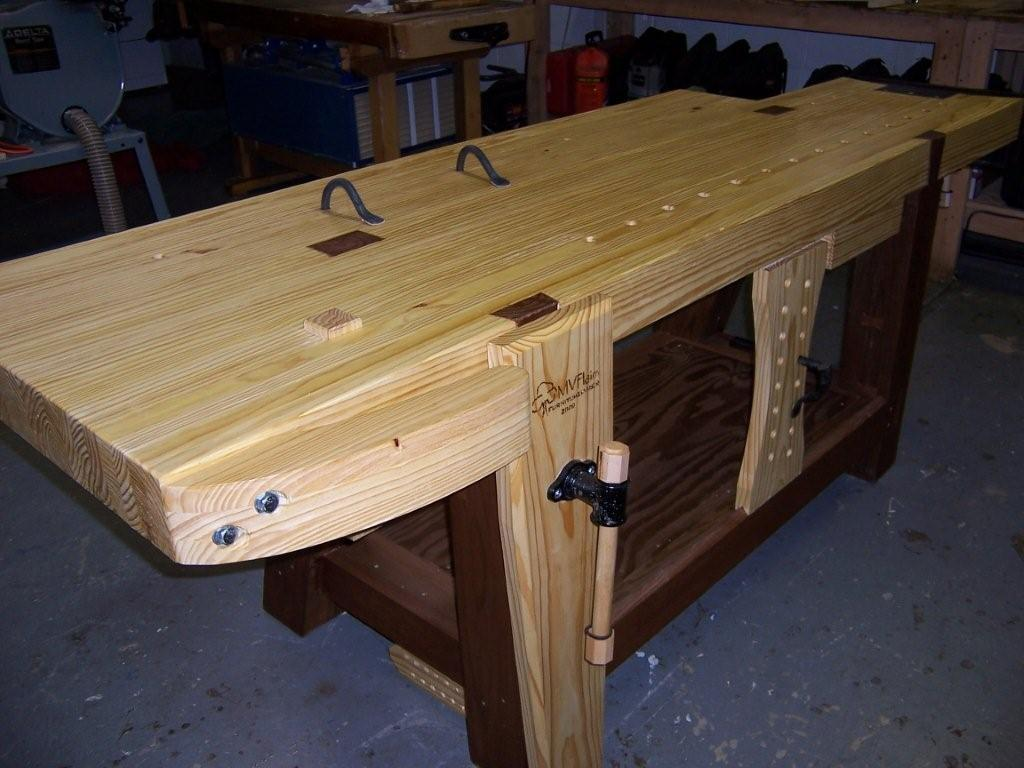 Roubo woodworking bench with fantastic picture in india for Www coolplans com
