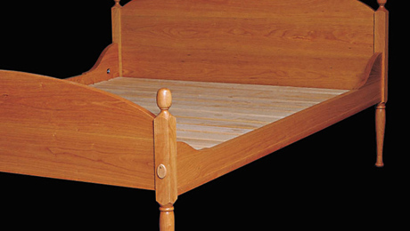 Free Plan: Build a Shaker-Style Bed - FineWoodworking