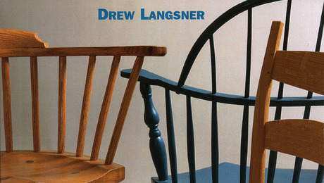 UPDATE: Book Giveaway: The Chairmaker's Workshop by Drew Langsner - FineWoodworking
