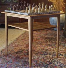 Chess Set W/Table