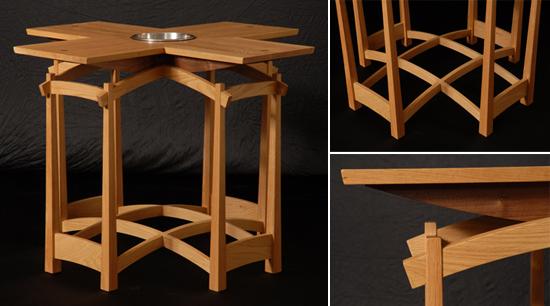 Baptismal Table