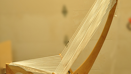 harpchairside