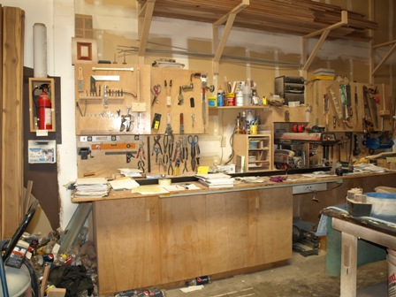 Barefoot Woodworker's Shop - FineWoodworking
