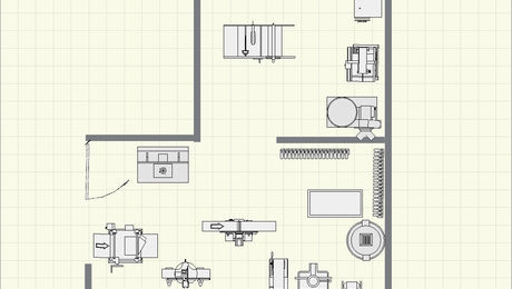 Creating using Finewoodworking.com's Dream Shop Planner tool