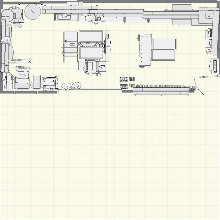 20 x 40 with barn style doors finewoodworking for 20 x 40 shop plans