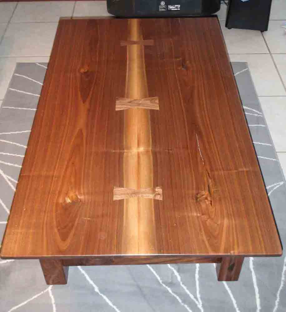 Black Walnut Coffee Table Black Walnut Coffee Table Finewoodworking