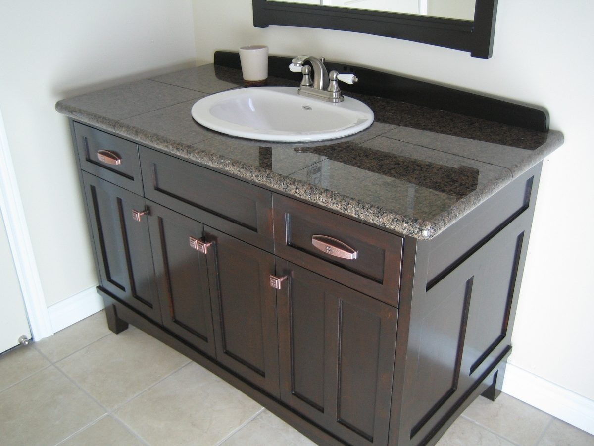 Craftsman Vanity And More Finewoodworking