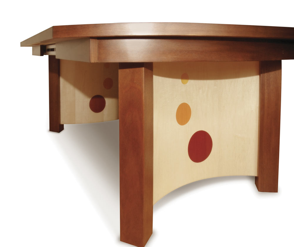 Fine Woodworking Dining Room Tables Contemporary Dining Room Table FineWoodworking