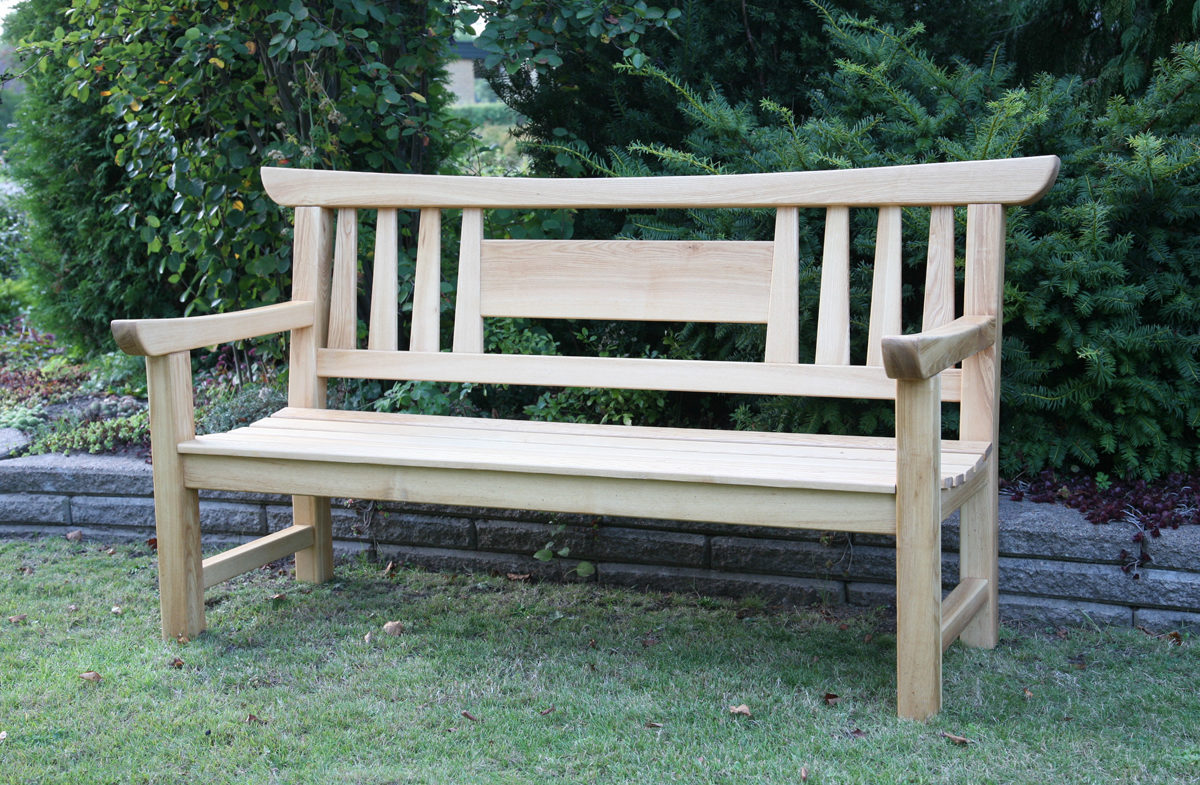 Japanese Garden Bench Finewoodworking