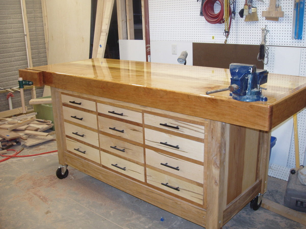 Workbench - FineWoodworking
