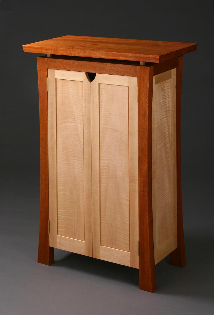 Fine Woodworking Dining Room Tables Merritt Malin Case Piece FineWoodworking