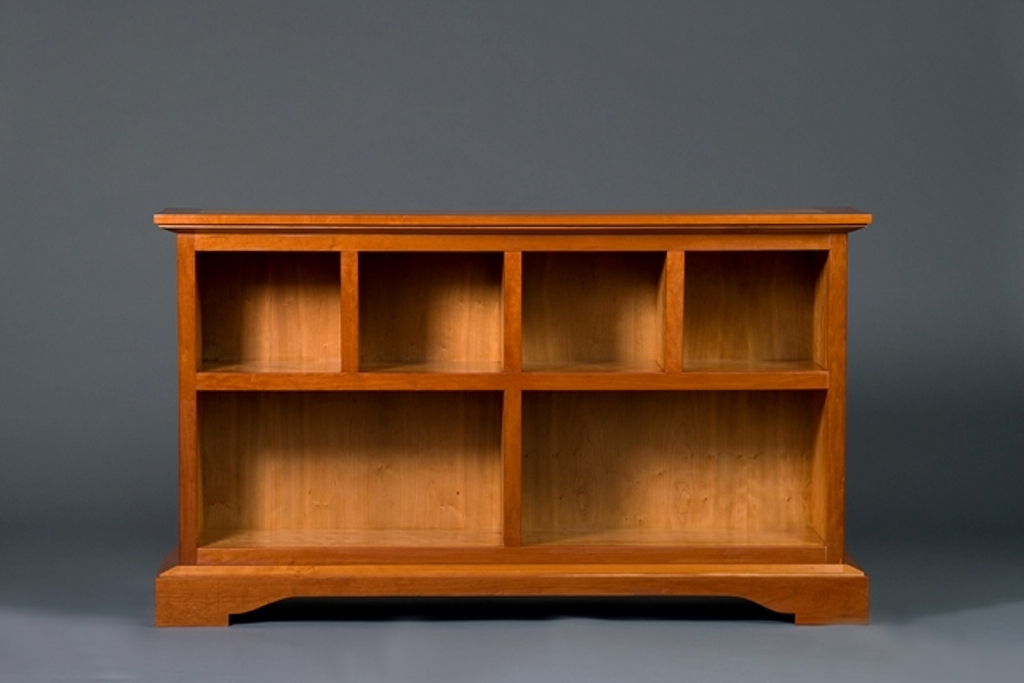 Cherry Bookcase - FineWoodworking
