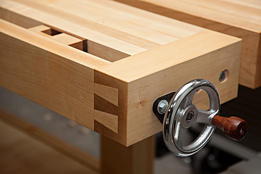 Split Top Roubo Workbench - FineWoodworking