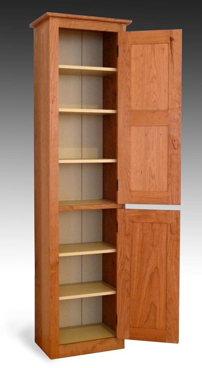 Shaker chimney cupboard - FineWoodworking