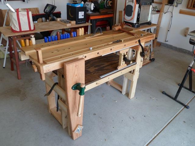 23 Fantastic Woodworking Workbench Types | egorlin.com