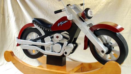 Maddys Rocker Bike