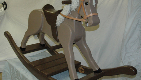 Rocking Horse Front