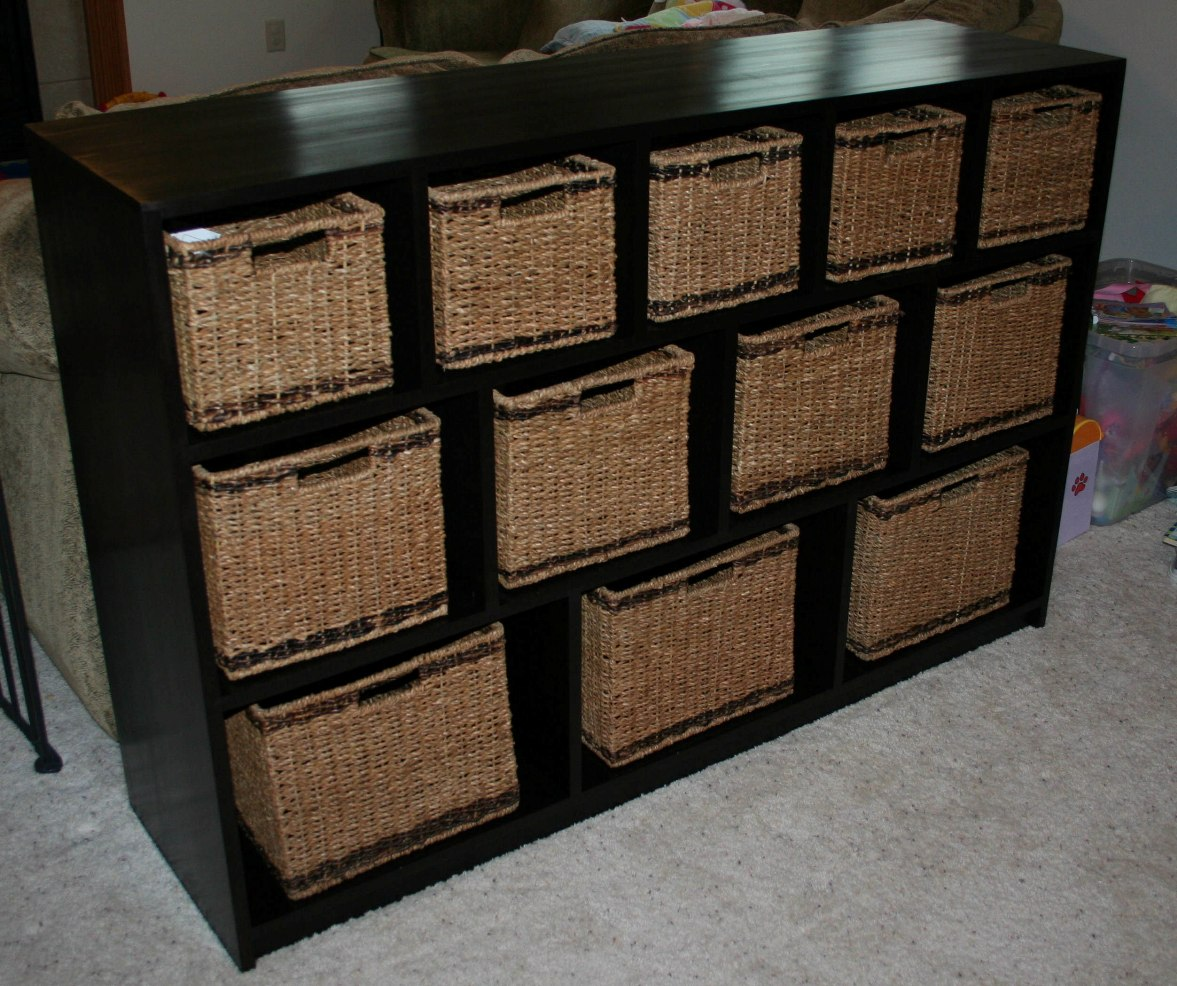 Wicker Basket Cabinet Basket Shelf Toy Cabinet Resizedjpg