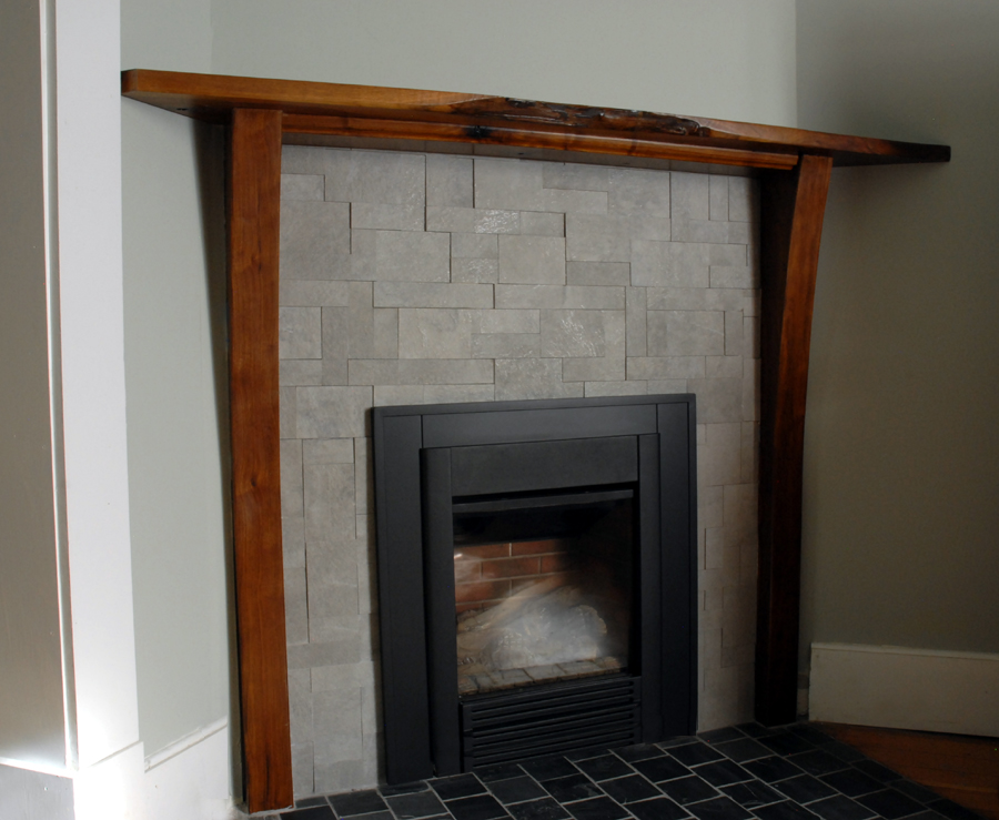 Gallery Fireplace Mantel Finewoodworking