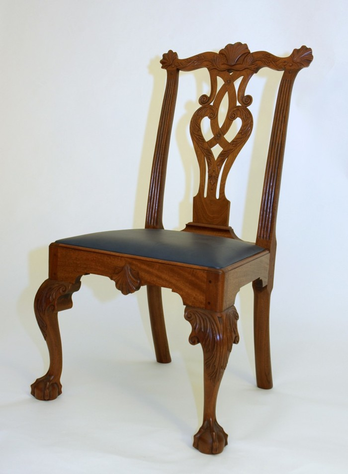 Chippendale Chair Finewoodworking