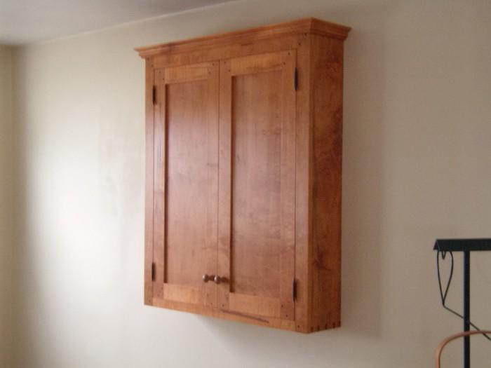 Shaker Wall Cupboard Finewoodworking