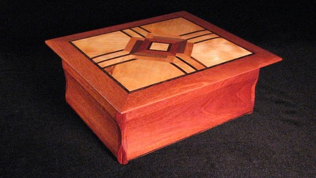 Keepsake box top