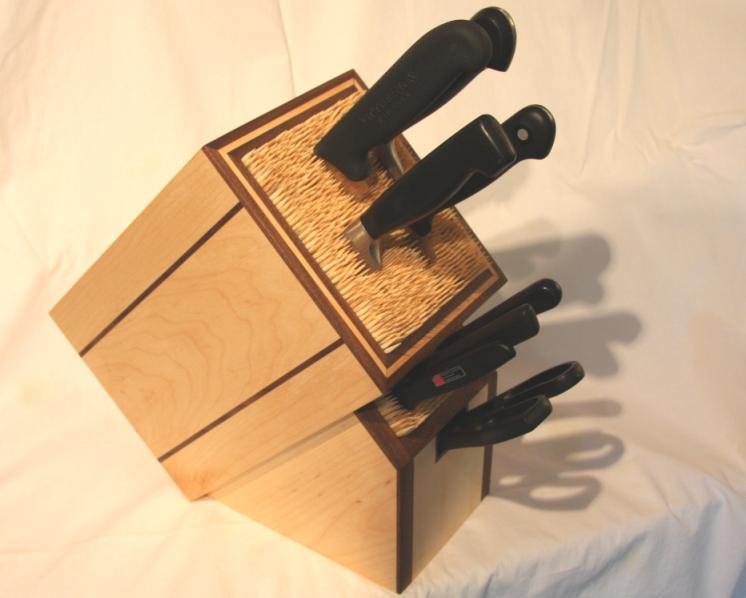 Knife Block Finewoodworking