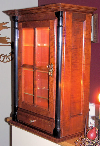 Coin Display Cabinet - FineWoodworking